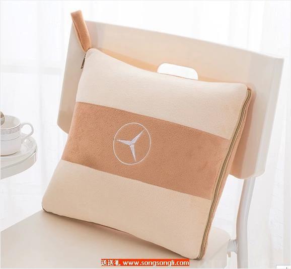 汽车抱枕被定制服务客户:奔驰
