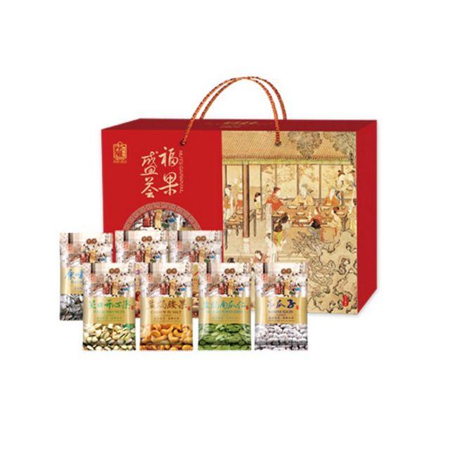 福果盛荟  坚果精品礼盒