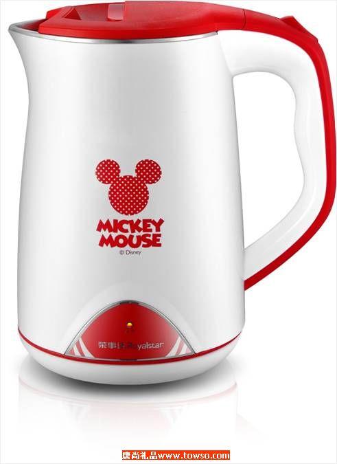 迪士尼欢乐几分电热水壶