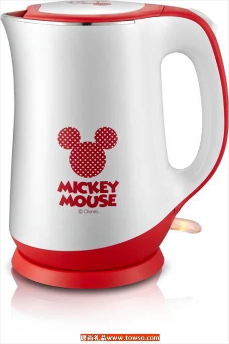 迪士尼快乐几分电热水壶