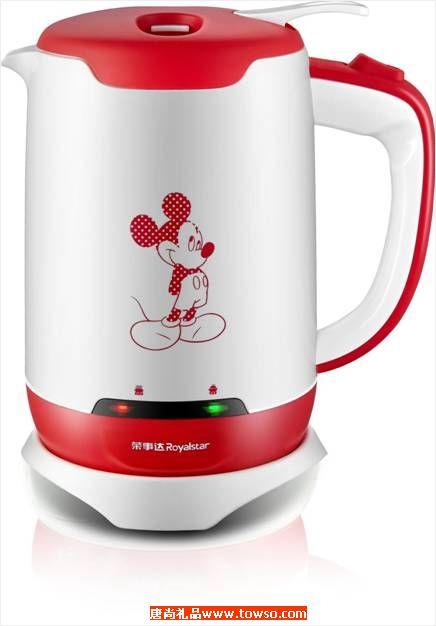 迪士尼开心几分电热水壶