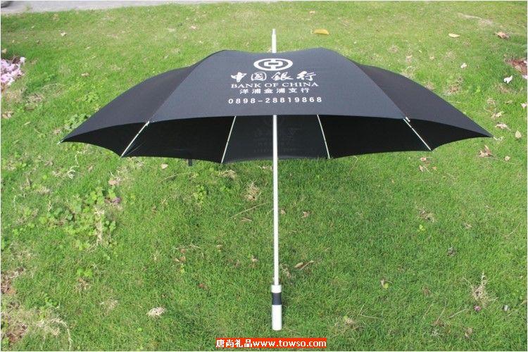 铝合金拉簧纤维骨配铝直头广告伞定做