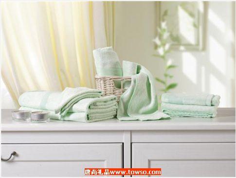 竹纤维护肤毛巾