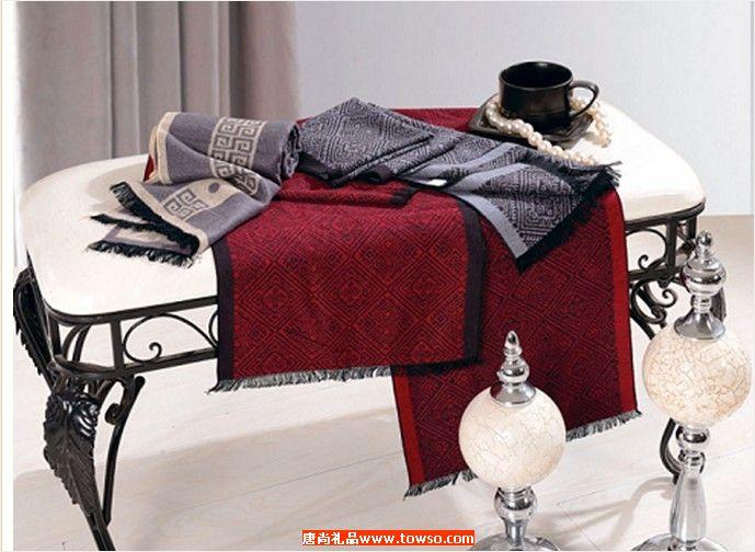 鄂尔多斯羊绒围巾(单条)