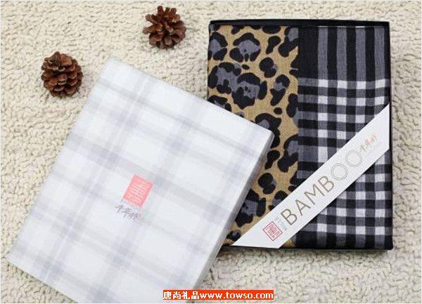 千年竹  围巾系列印花围巾 WJY-02