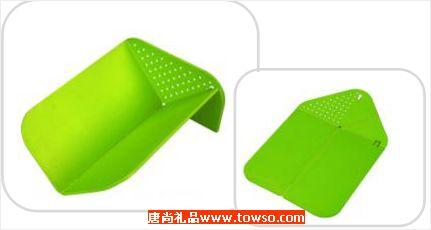 三角折叠砧板