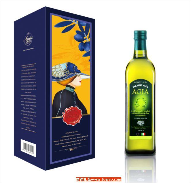 阿茜娅橄榄油-怡雅礼盒A   AGIA-C1001