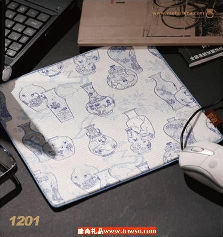 青花瓷鼠标垫