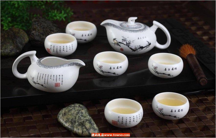 喜上眉梢和平之声茶具