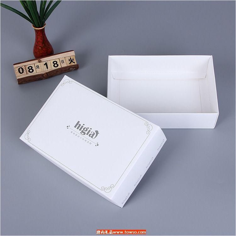 天地盖礼品盒 精致彩印内衣裤包装盒子