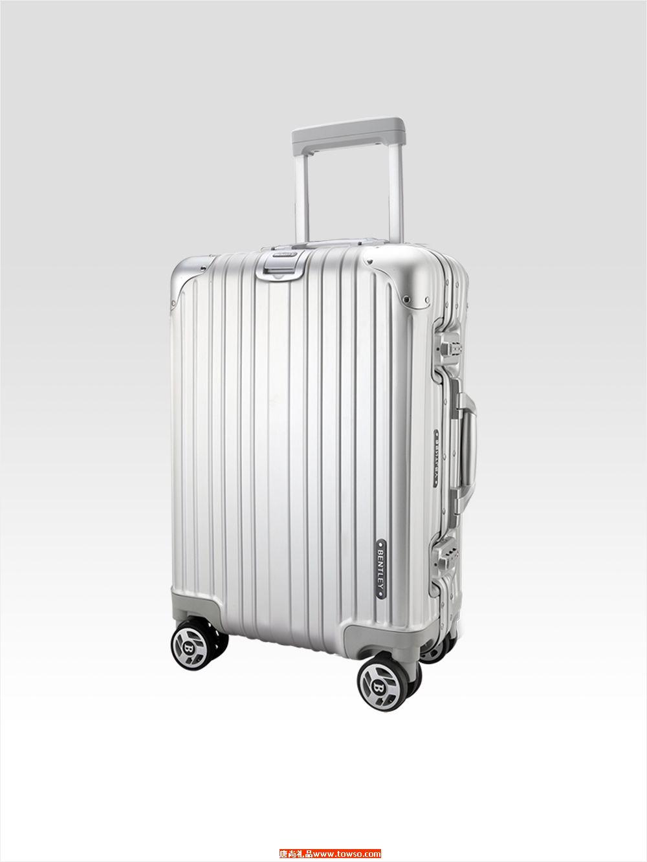 BL-L110200-20 BENTLEY 20寸  科技银铝箱
