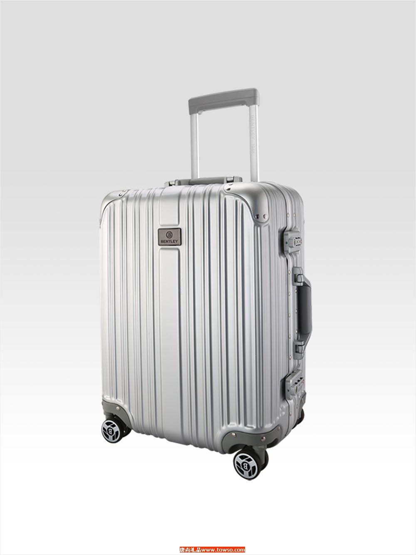 BL-L120500-20  BENTLEY 20寸  科技银拉杆箱