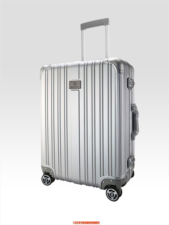 BL-L120500-24  BENTLEY 24寸  科技银拉杆箱