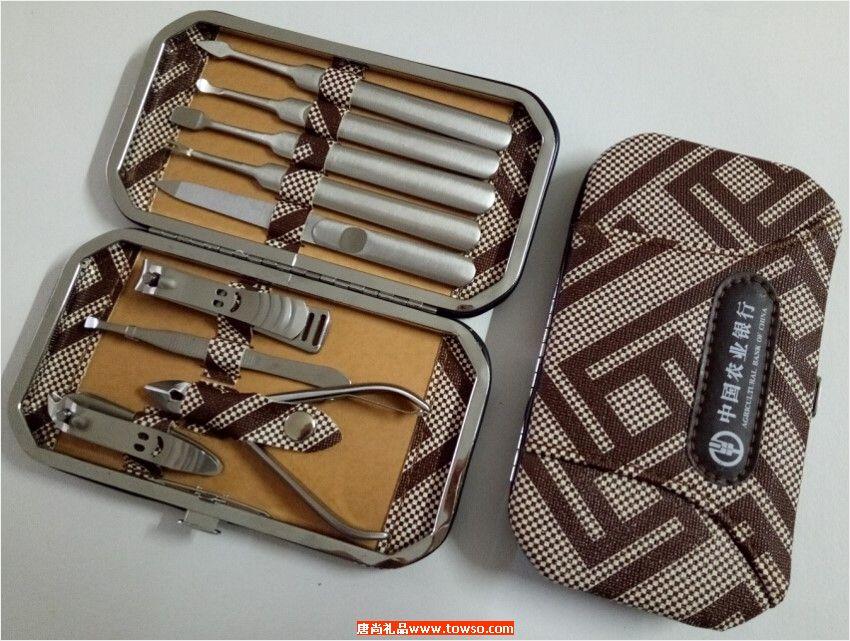 棕色纹大司顿精品9件套