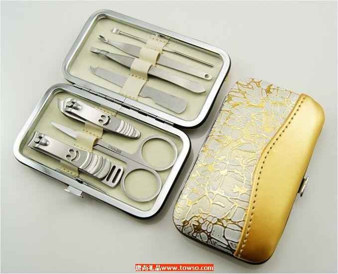 白金闪电不锈钢7件套