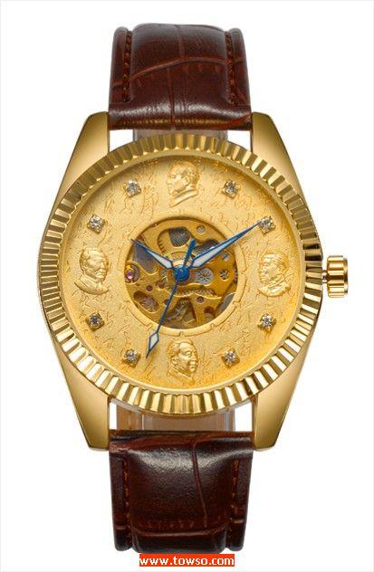 伟人毛主席收藏手表