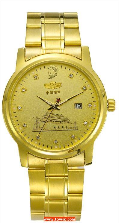 陆军海军空军定制收藏手表