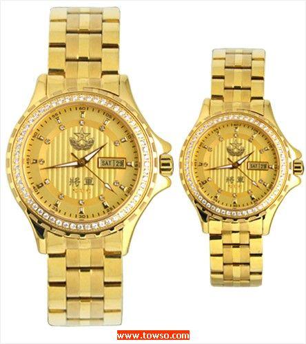 将军专属收藏手表
